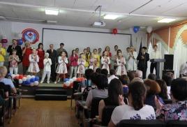 Соловушка поздравила сотрудников областной больницы №1
