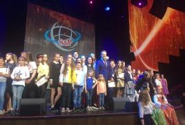 Соловушка награждена Национальной премией!!!