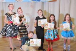"""Победители Международного конкурса """"Твой успех"""" в разных возрастных категориях!"""